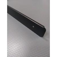 Торцова планка для стільниці LUXEFORM права колір RAL9005